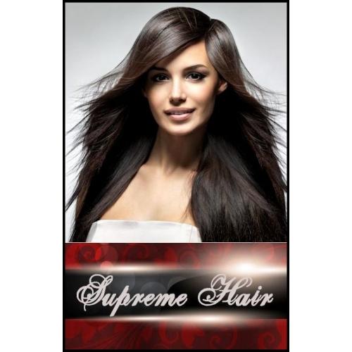 Ciocche Lisce Maxi 50 Cm - Supreme Hair - 100 pz