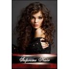 Ciocche Ricce Maxi 50 Cm - Supreme Hair - 100 pz
