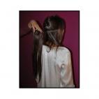 Clips 3 x 11cm - 45 cm - 100% Human Hair Remy